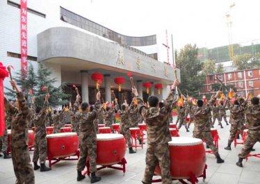 解放军艺术学院校园文化建设