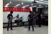 北京大成艺考教育中心文艺汇报演出之乐队