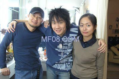 高明:台湾明星发型师