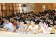 中国高校涉外学生组织峰会在山东大学威海分校举行