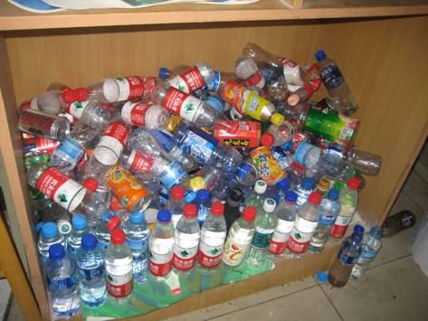 废物再利用环保活动启动