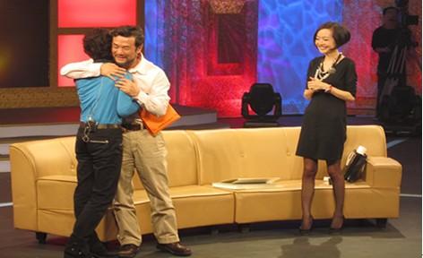 鲁豫有约节目带给陈维亚导演的惊喜