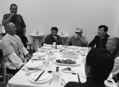 同桌吃饭,赵本山,周润发