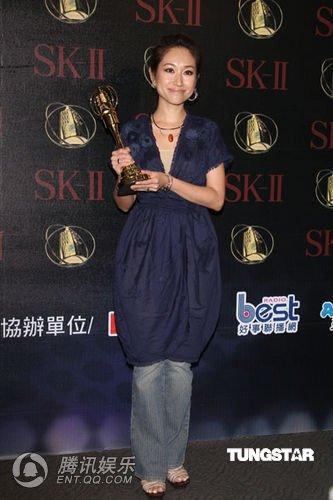 吕莳媛等获戏剧节目编剧奖。