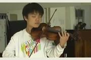 <b>小提琴独奏视频 北京艺术高考培训学校考试现场</b>