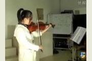 北京大成艺考教育中心音乐考试之小提琴2