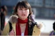 <b>北京电影学院表演系考试现场美女云集</b>