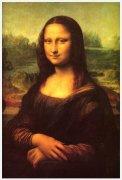 美术作品分析《蒙娜丽莎》