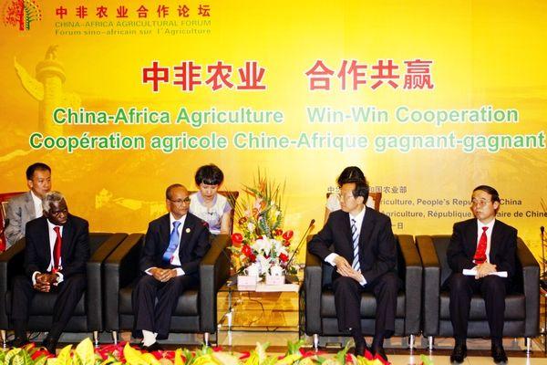 """中国非洲粮食安全问题及对策 """"一带一路""""倡议下如何推进中非农业现代化合作"""