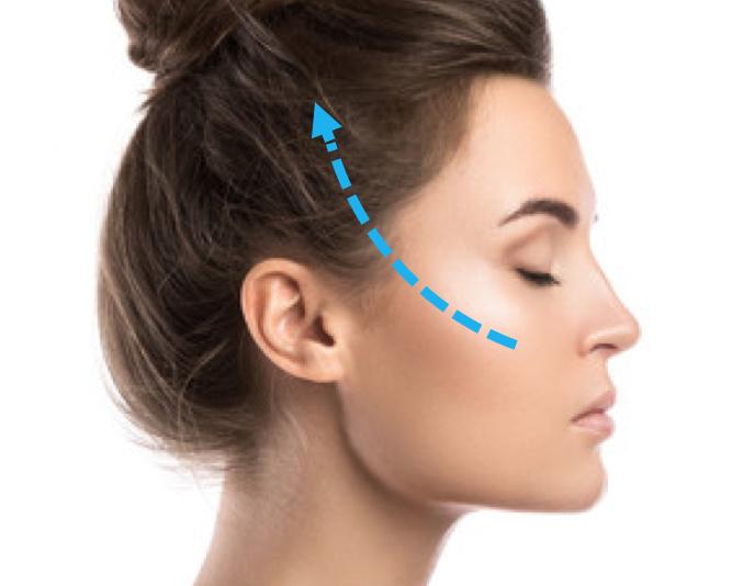 苹果肌填充什么方法好?美容师教你面部肌肉锻炼 再也不用担心苹果肌下垂突出