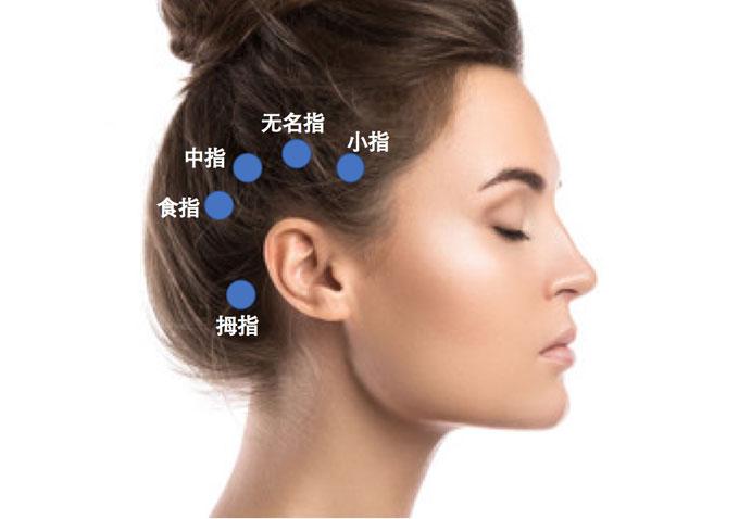 抬头纹去除方法:高级美容师教你快速去除额头皱纹 让印堂饱满圆润