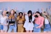 韩国女团组合模仿抖音魔性舞蹈视频,动作简直不要太优美,你觉得谁跳的最好